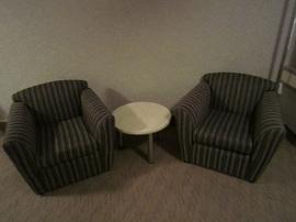 ソファ,一人掛けのソファ,2つ並べる